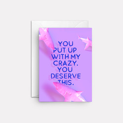 Lilach Greeting Card