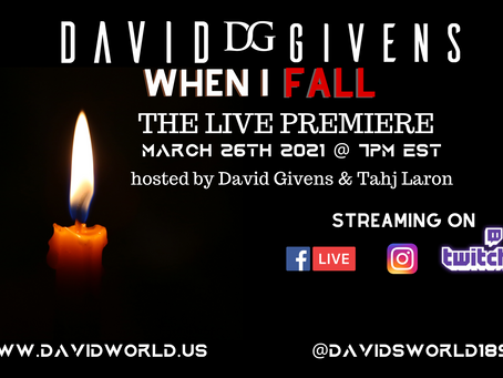 When I Fall: The Live Premiere
