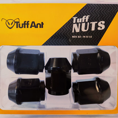 TuffNuts - 14x1.5 (pack of 5)