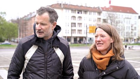 Christoph Draeger & Heidrun Holzfeind