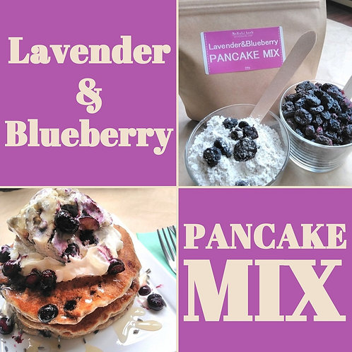 Lavender&Blueberry PANCAKE MIX