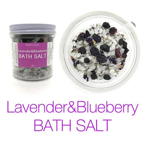 Lavender&Blueberry BATH SALT