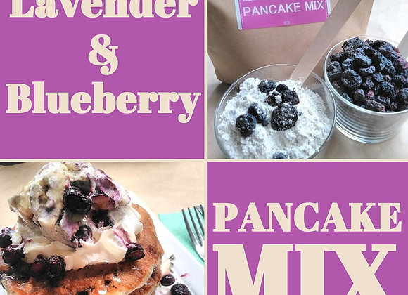 Lavender&Blueberry Pancake Mix