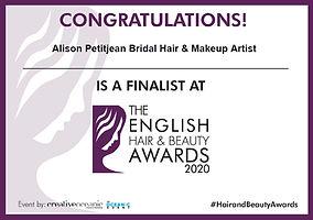 Alison Petitjean Bridal Hair & Makeup Ar