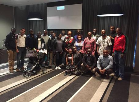 Kcwa at vision 2030 forum. 10/9/17