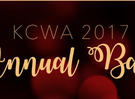 KCWA 2017 Annual Ball