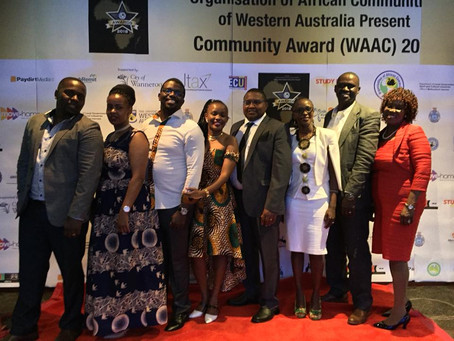 OAC Awards 2018