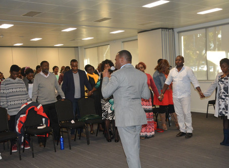 Prayer meeting for Kenya as it approaches 2017 elections.