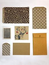 Animal Paper Set