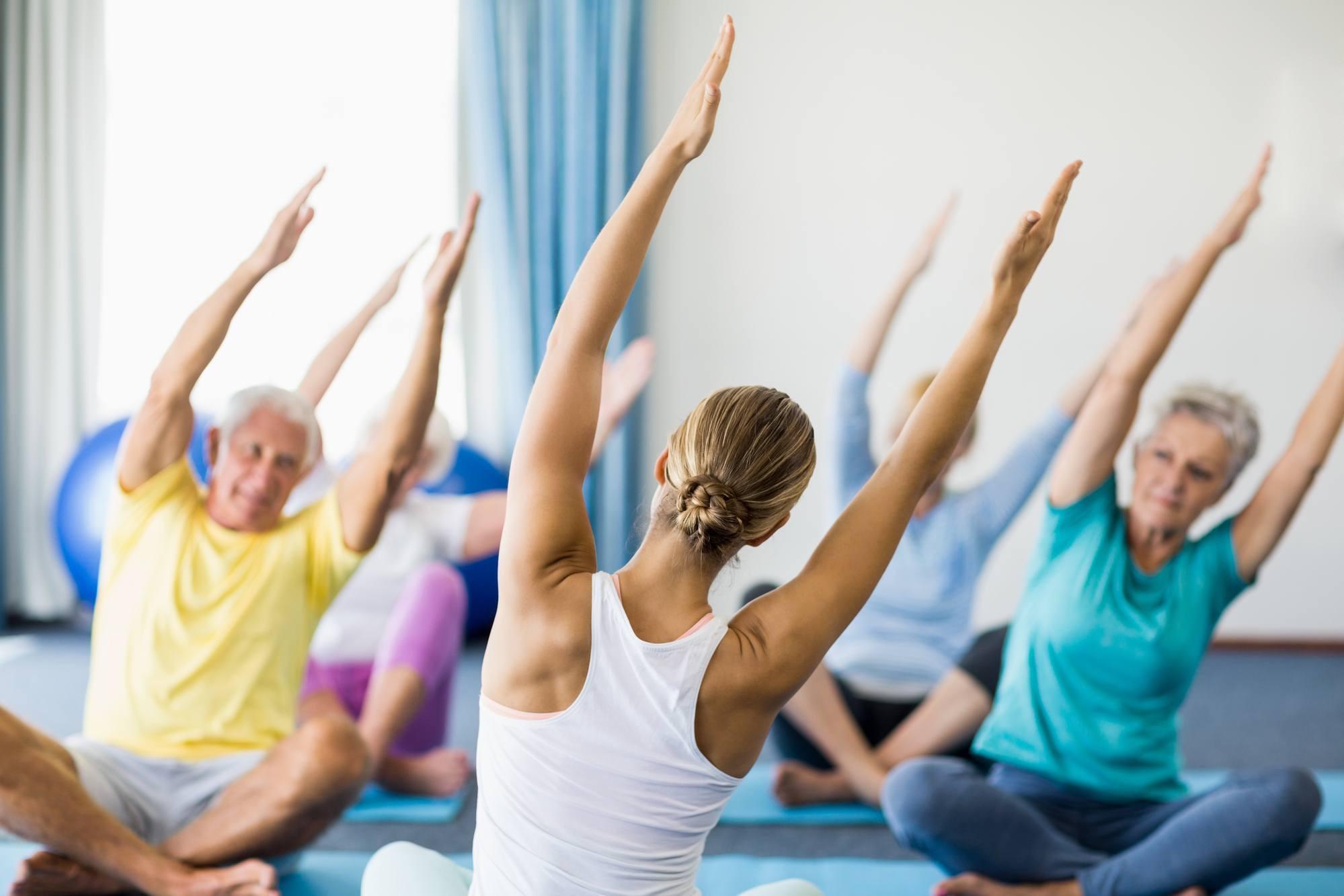 Yoga - Yarmouth Senior Center