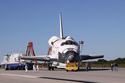 Space Shuttle at NASA