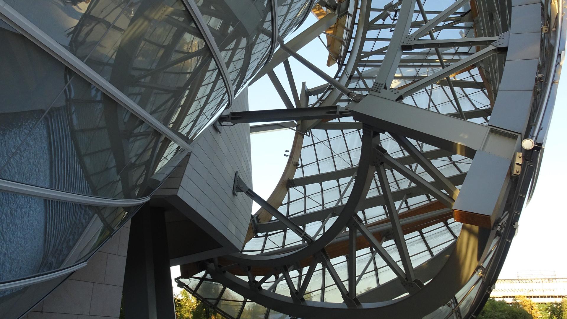Fundacion Louis Vuitton. París, Francia.