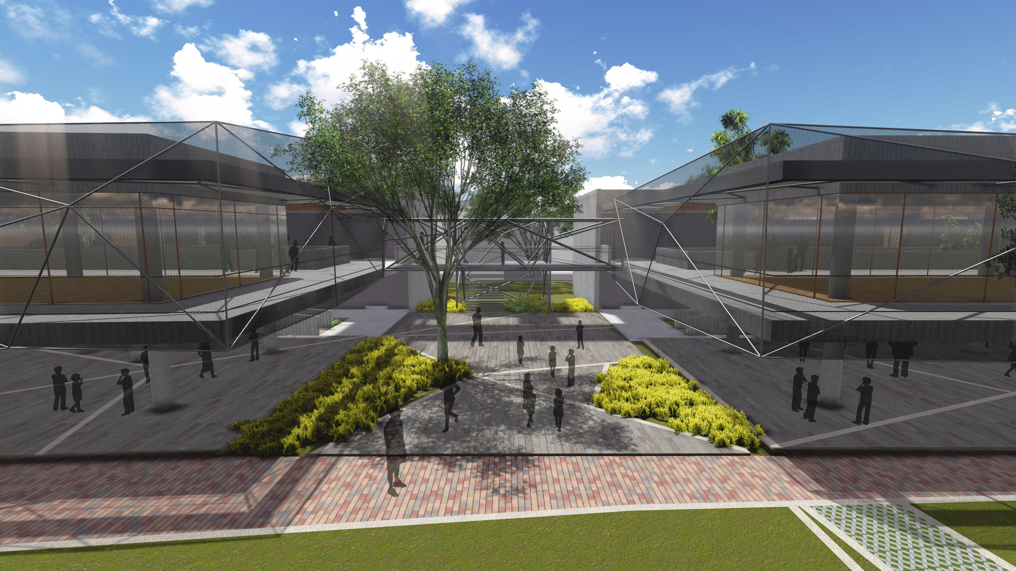 Nueva Sede Colegio Abraham Lincoln