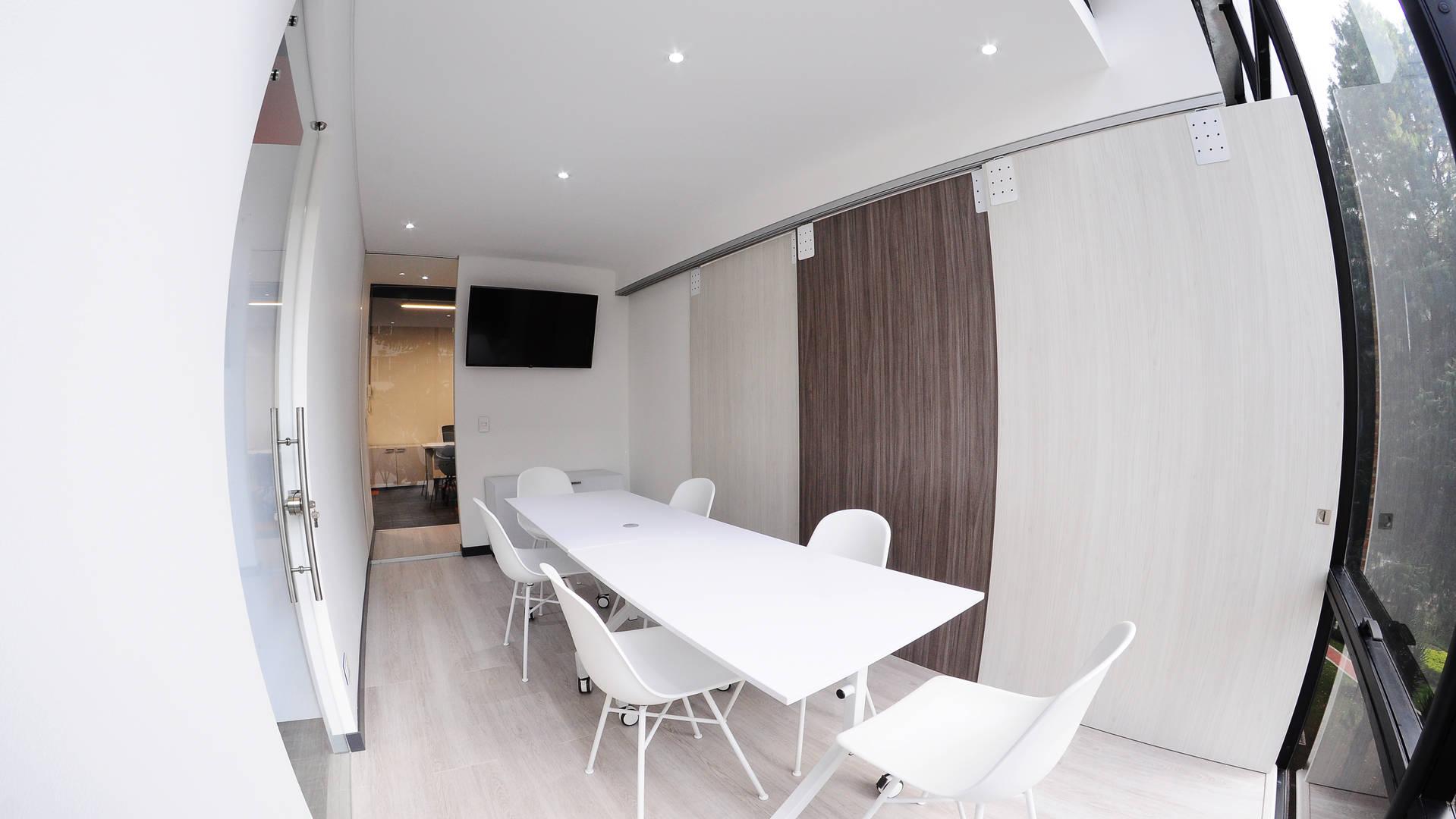 Sala de reuniones dinámica