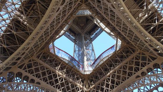 Torre Eiffel. París, Francia.