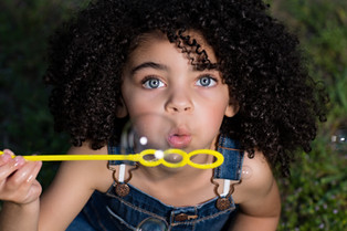 Kid Portraits by Optical Poetry