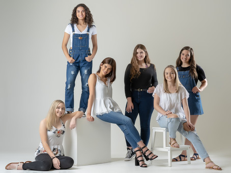 Introducing the 2020 #OPPSenior Models!