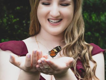 Butterflies @ Texas Discovery Gardens