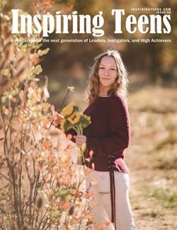 Inspiring Teens - Issue 44