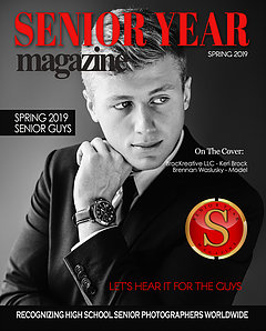 Senior Year Magazine - Spring 2019