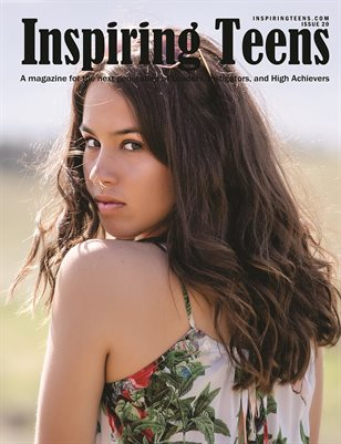 Inspiring Teens - Issue 20