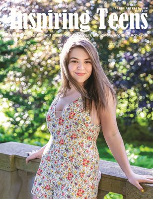 Inspiring Teens - Issue 29