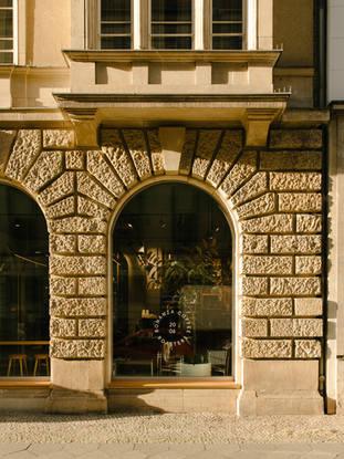Bonanza Coffee Gendarmenmarkt