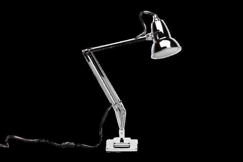 Iconic British Chrome Desk Lamp