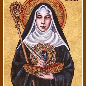 Santa Hildegard de Bingen - Uma Santa Mística