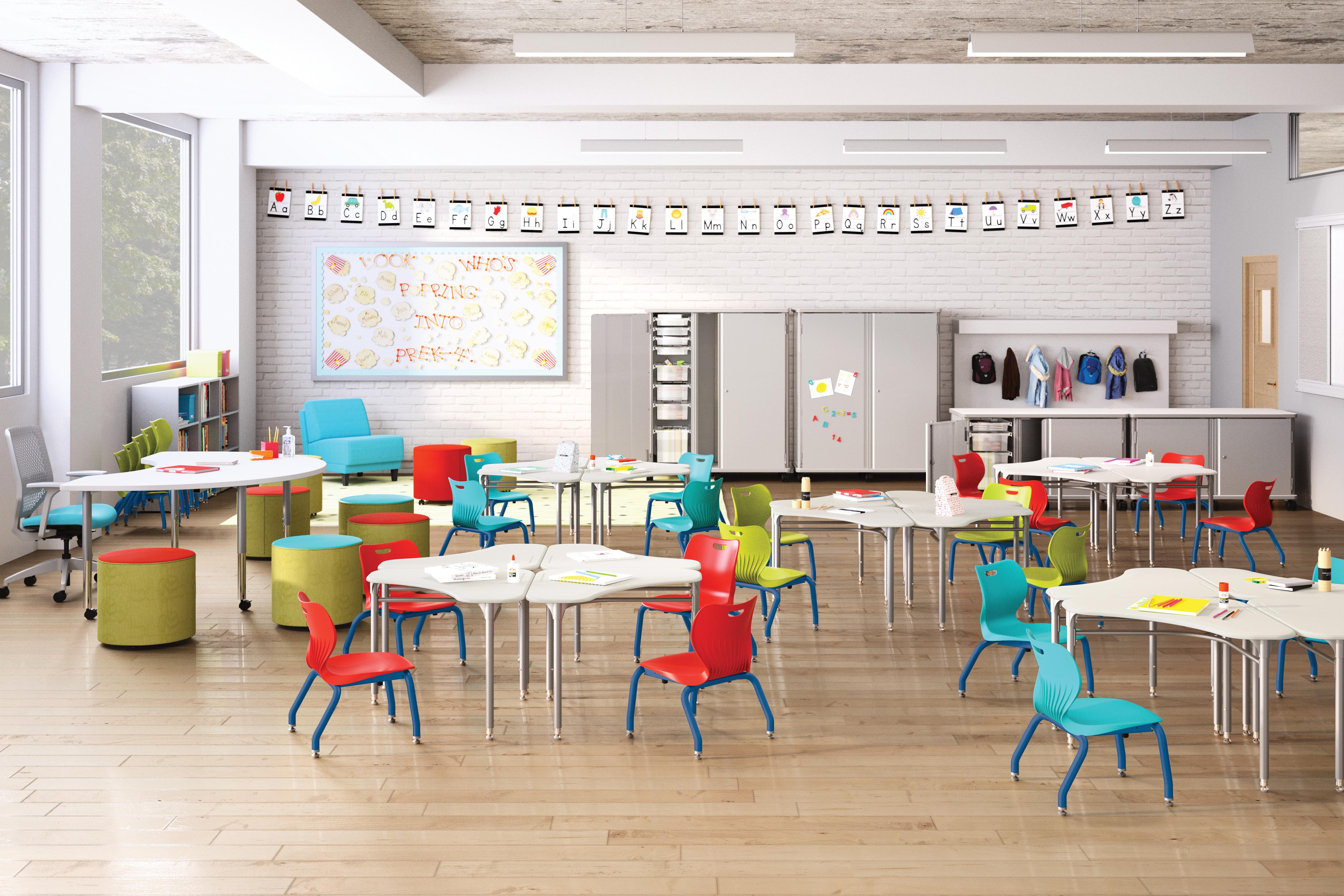 Education Room Fun