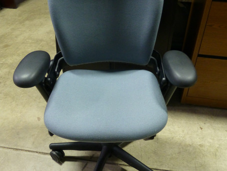 Used Steelcase Leap Task Chairs