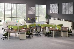 120 Benching Workstations