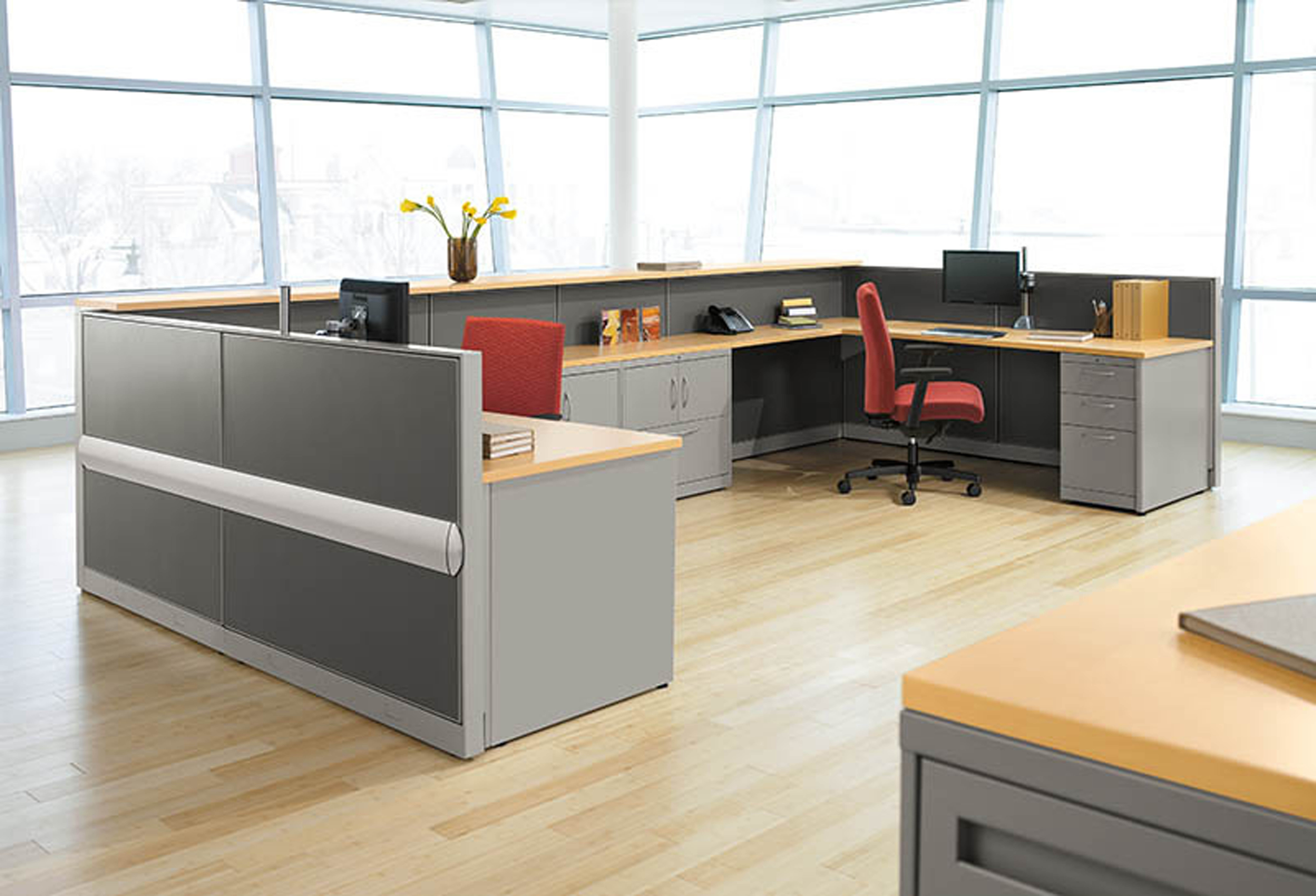 Abound Reception Workstations