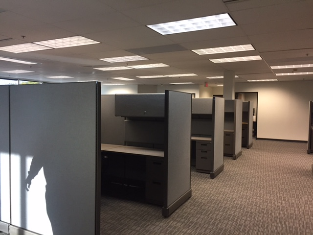 Used Herman Miller Workstations