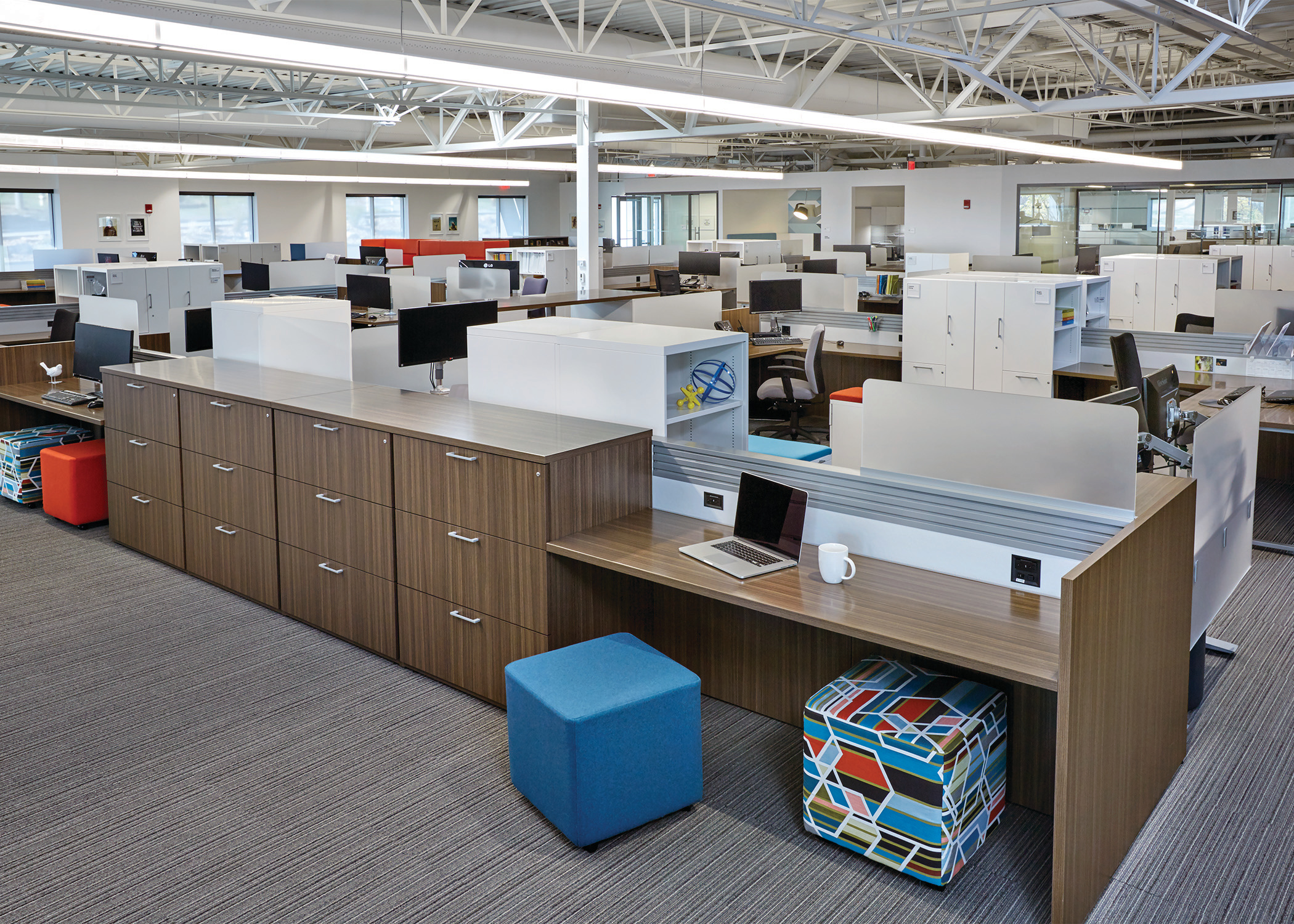 Open Architecture Workstations
