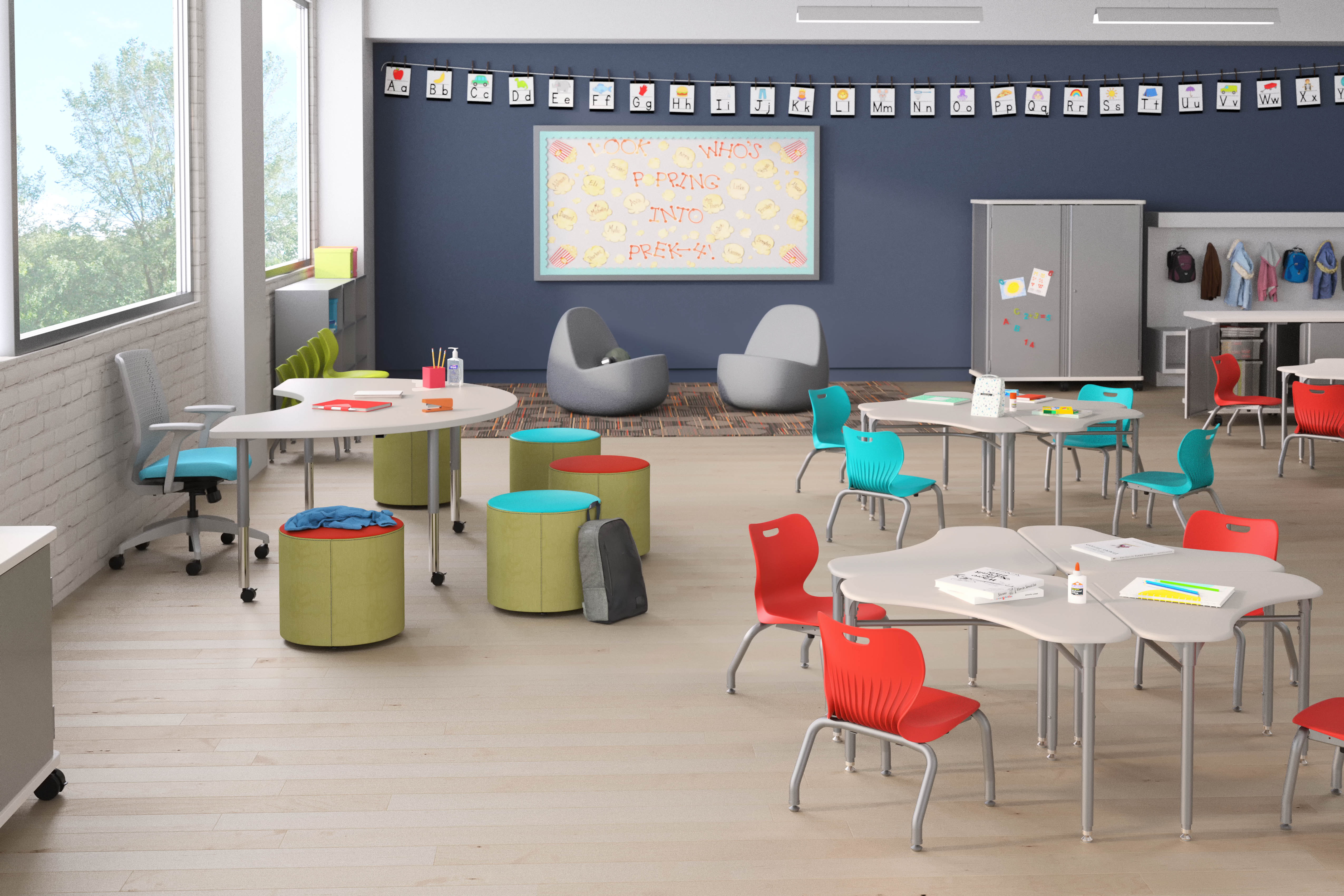 K12 Classroom