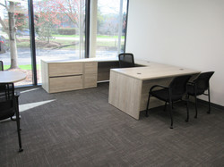 New Private Office