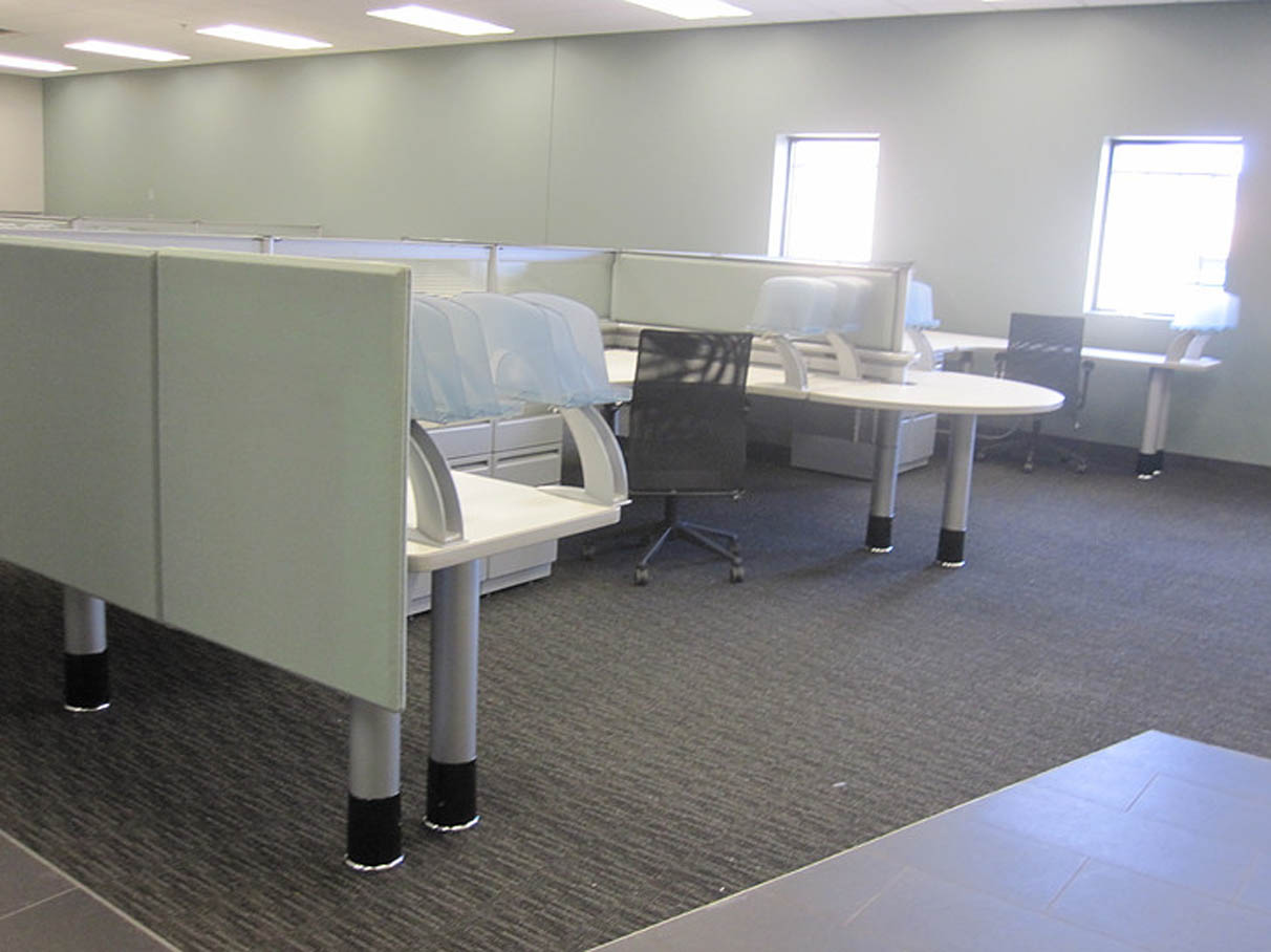 Used Haworth Workstations