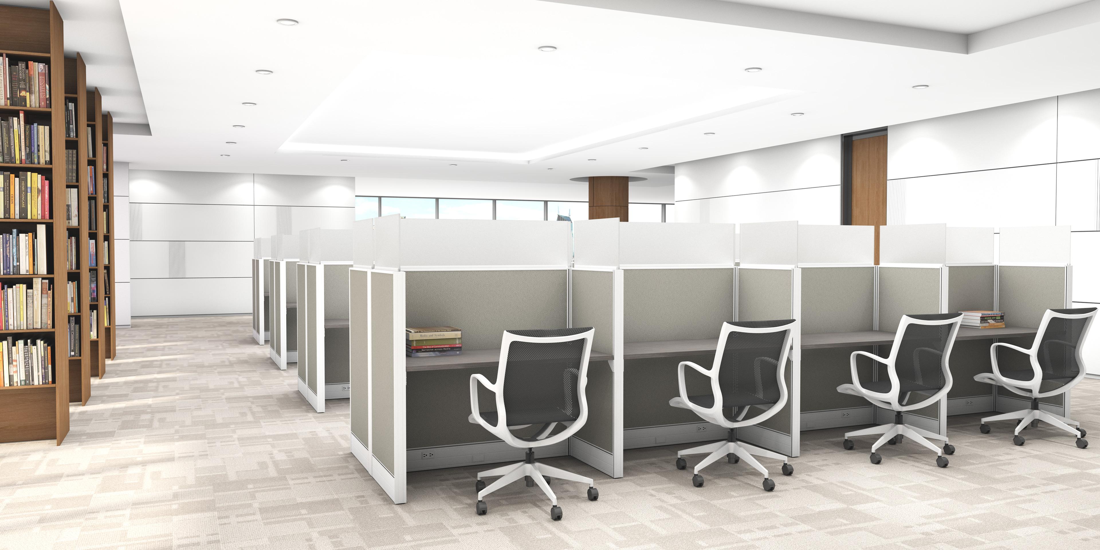 Evolve Telemarketing Workstations