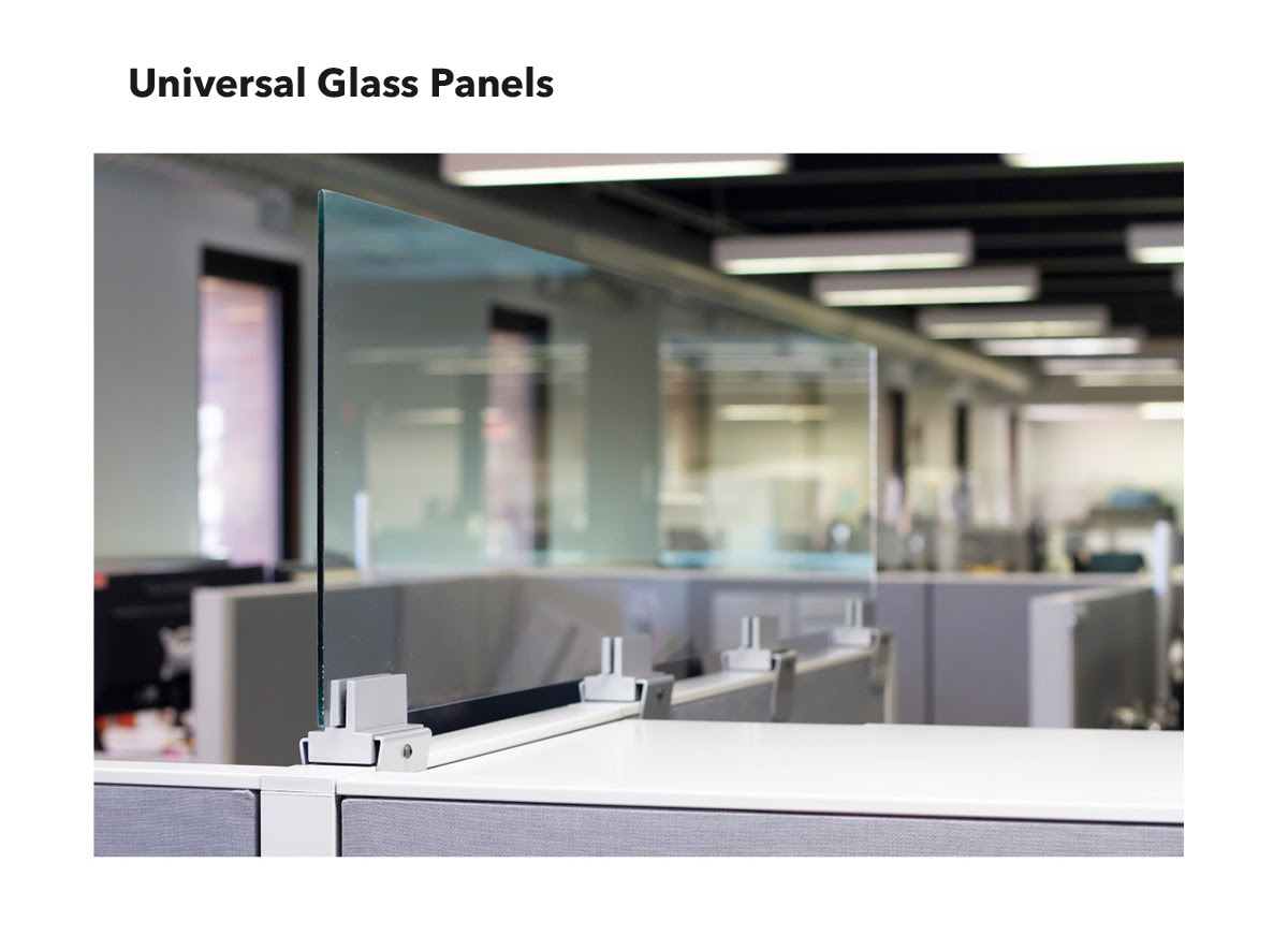 Universal Glass Panels