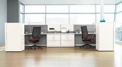 Abound Bull Pen Workstations