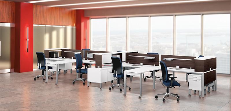 Benching Style Desks
