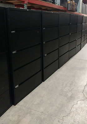 Used Black 5 Drawer Lateral Files.jpg