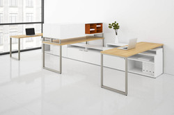 Modern Shared Desk