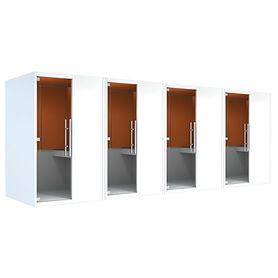 Custom Privacy Booths