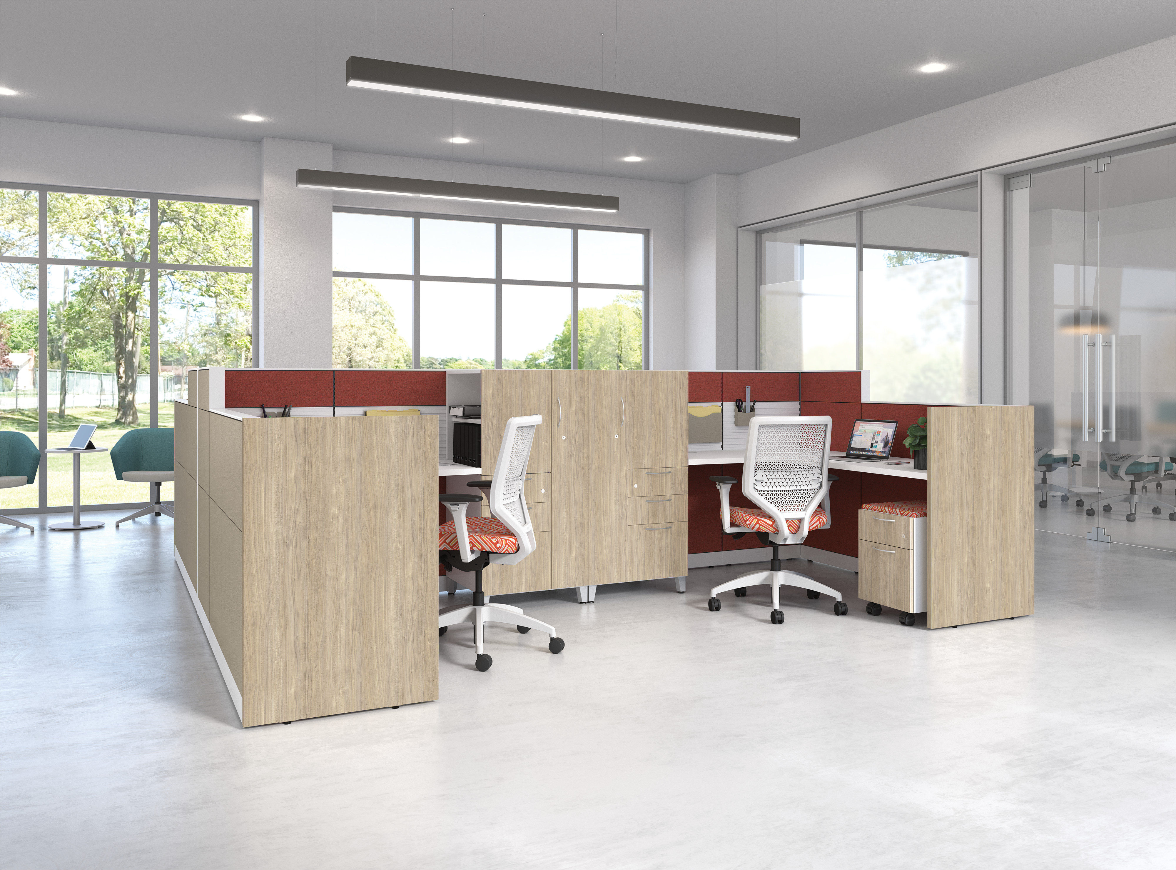 Laminate Workstations