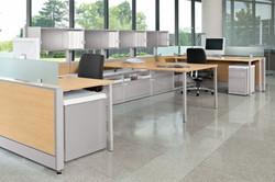 Evolve Benching Workstations