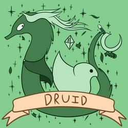 Worm on a String Classes - Druid