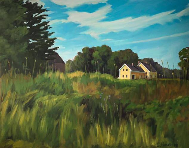 Farmhouse in the Field