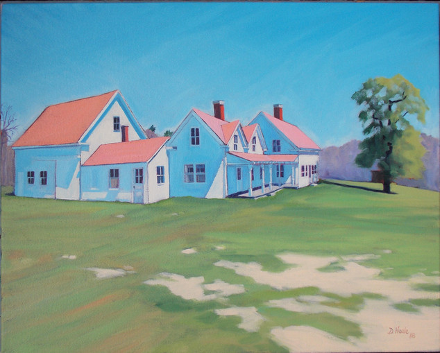 Brooklin Farmhouse